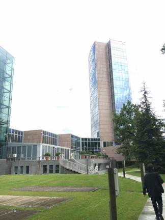 Cour de l'OMPI